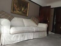 DFS Large grand 3 & 2 seater sofa