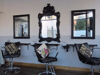 Senior hair stylist required , full or part time for a progressive Ipswich hair salon.