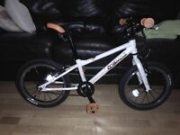 """CARRERA COSMOS SUPER LIGHT 16"""" INCH WHEEL KIDS BOYS BIKE BICYCLE EXCELLENT CONDITION 5 - 8 YEARS"""