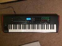 Novation Impulse 61 - Midi Controller Keyboard