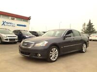 2010 Infiniti M35 Luxury w/Aluminum Trim/NAVIGATION/COOLEDSEATS/