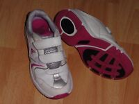 Clarks Girls Size 12 Trainers