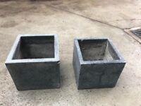 2 x Mini Garden Pots (£15ea)
