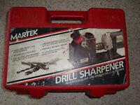 MAETEK DRILL GRINDER/SHARPENER KIT