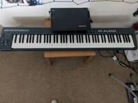 Piano keystation 88