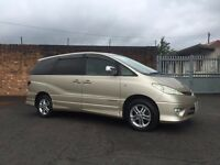 TOYOTA ESTIMA 2.4 VVTI AERAS 8 SEAT MPV -3 now Available
