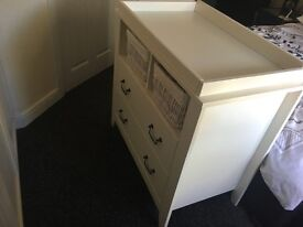 Mothercare Little Hampton Baby Changing Unit