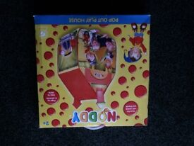 REDUCED!! Noddy pop up house/play tent