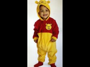 Winnie the Pooh onesie  bought at Disney store $5