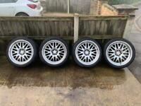 XXR 531 Alloy wheels