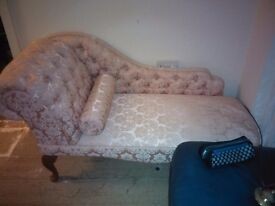 Beautiful chaise longe