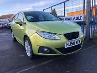 Seat IBIZA Car Sales / Finance NO DEPOSIT REQUIRED Cheap Cars Swaps available