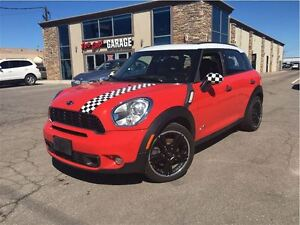 2012 MINI Cooper S Countryman AWD S PKG LEATHER PREMIUM SPORT PA