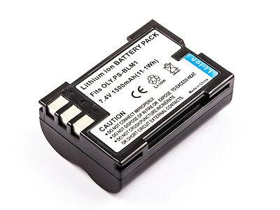 Batería para Olympus Evolt E-510/E-500/E-330 E-300 Sustituido BLM-1/PS-BLM1