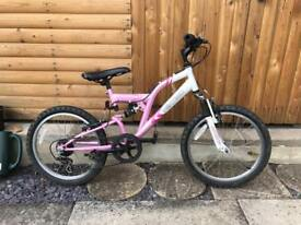 Childrens 6 Speed bike for sale reduced.