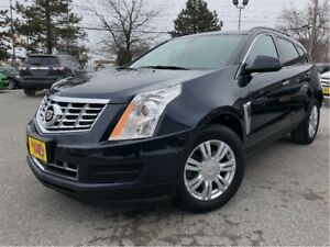 2014 Cadillac SRX LEATHER BIG SCREEN 4 NEW TIRES