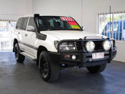 2004 TOYOTA LANDCRUISER ** FACTORY TURBO HDJ100R ** Clontarf Redcliffe Area Preview