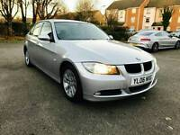 2006 BMW 3 SERIES 2.0 320d Diesel Auto+DEALER SERVICE HISTORY+3 Months Warranty+Swap / PX WELCOME