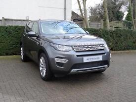 Land Rover Discovery Sport SD4 HSE LUXURY (grey) 2015-04-10