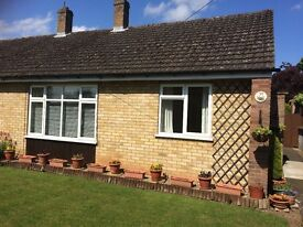 2 bedroom bungalow to rent in lovely village location ( Stretton on Dunsmore)