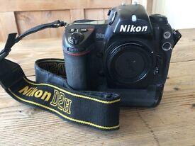 Used Nikon D2H body