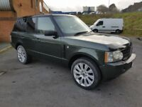 2007 Land Rover Range Rover 4.2 V8 Supercharged Top of the Range Project