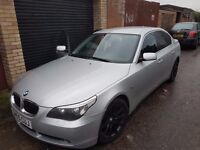 55 plate 2006 BMW 530d, Service history, 103,000miles £3600 ono