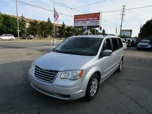 2008 Chrysler Town & Country TOURING,backup camera