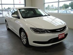 2016 Chrysler 200 LX FWD - One Owner Stratford Kitchener Area image 1
