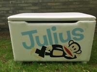 Children's Julius Toy Box