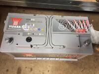 019 Car Battery Yuasa YBX5019 12V 100Ah 900A
