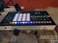 Roland Verselab studio in box with midi keyboard