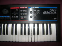 Roland JUNO-Di Mobile Synthesizer with 1338 Patches , Arpeggiator , USB and mp3 Song Player.