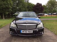 Mercedes C220 2012 AUTO DIESEL - *FSH & 1 OWNER* ONO