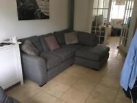 Next - L shape couch
