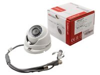 Hikvsion CCTV THC-T220-V 2MP HD Analog Turret Camera