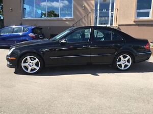 2009 Mercedes-Benz E-Class 3.5L AMG PACKAGE Kitchener / Waterloo Kitchener Area image 3