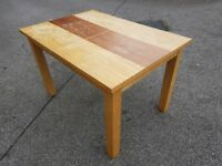 Oak Extending Table FREE DELIVERY 663