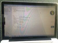"""MacBook Pro """"Core i5"""" 2.4 15"""" OS X El Capitan + Windows 7 Enterprise 64 bit"""