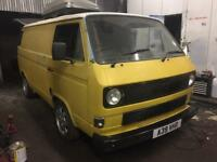Vw t25 transport van