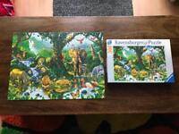 Animal 500 Piece Puzzle.
