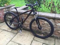 Genesis core 1.0 mountain bike will post