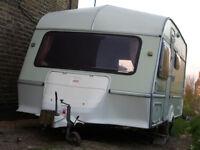 4 berth Abi Ambassador GT caravan
