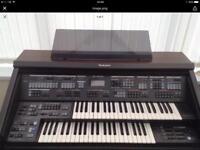 Technics SX-EX 70 Digital Electric Organ