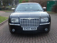 2007 07 CHRYSLER 300C 3.0 CRD RHD 4d AUTO 218 BHP*SERVICE HISTORY*42K MILES ONLY*FINANCE AVAILABLE*