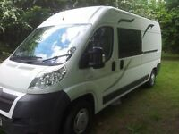 CAMPERVAN. CITROEN RELAY. L3H2. 50K Miles. 120HP