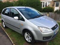 Ford C-Max 1.8 Zetec with leather