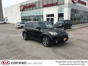 2014 Kia Soul SX Luxury NAV/Leather/Sunroof