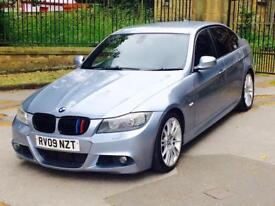 2009 BMW 335d M Sport Semi-Auto LCI Facelift Saloon Automatic **Fully Loaded**