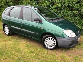 RENAULT SCENIC - 1.4L - VERY LONG MOT - RELIABLE